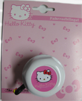 Kinderglocke mit Trillerwerk Hello Kitty